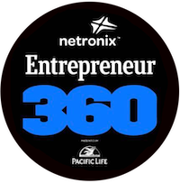 Entrepreneur 360 Award for Netronix